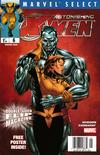 Cover for Marvel Select Flip Magazine (Marvel, 2005 series) #6 [Newsstand]