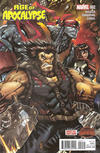 Cover for Age of Apocalypse (Marvel, 2015 series) #2