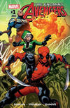 Cover for Uncanny Avengers (Marvel, 2015 series) #1