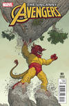 Cover Thumbnail for Uncanny Avengers (2015 series) #1 [Incentive Geof Darrow Kirby Monster Variant]