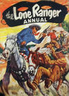 Cover for The Lone Ranger Annual (World Distributors, 1953 series) #1956