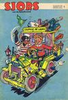 Cover for Sjors (De Spaarnestad, 1954 series) #4/1965
