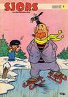 Cover for Sjors (De Spaarnestad, 1954 series) #5/1965