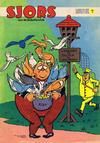Cover for Sjors (De Spaarnestad, 1954 series) #6/1965