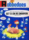 Cover for Robbedoes (Dupuis, 1938 series) #1447