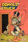 Cover for Donald Duck (Geïllustreerde Pers, 1952 series) #3/1953