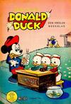 Cover for Donald Duck (Geïllustreerde Pers, 1952 series) #11/1953