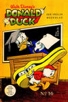 Cover for Donald Duck (Geïllustreerde Pers, 1952 series) #16/1953