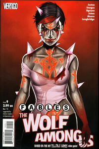 Cover Thumbnail for Fables: The Wolf Among Us (DC, 2015 series) #9