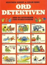 Cover Thumbnail for Orddetektiven (Fonna Forlag, 1985 series)