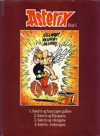 Cover Thumbnail for Asterix (Hjemmet / Egmont, 1981 series) #1 [Vanlig utgave]