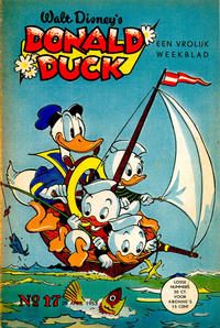 Cover Thumbnail for Donald Duck (Geïllustreerde Pers, 1952 series) #17/1953