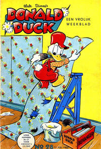 Cover Thumbnail for Donald Duck (Geïllustreerde Pers, 1952 series) #28/1953