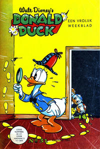 Cover Thumbnail for Donald Duck (Geïllustreerde Pers, 1952 series) #31/1953