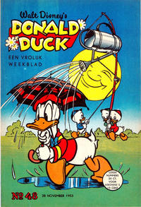 Cover Thumbnail for Donald Duck (Geïllustreerde Pers, 1952 series) #48/1953