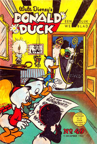 Cover Thumbnail for Donald Duck (Geïllustreerde Pers, 1952 series) #49/1953