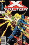 Cover for X-Factor (Marvel, 1986 series) #16 [Newsstand]