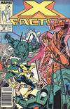 Cover for X-Factor (Marvel, 1986 series) #23 [Newsstand]