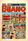 Cover for The Beano (D.C. Thomson, 1950 series) #2339