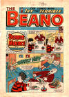 Cover for The Beano (D.C. Thomson, 1950 series) #2390