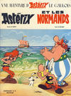 Cover for Astérix (Dargaud, 1961 series) #9 - Astérix et les Normands [1er trimestre 1967]