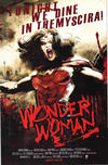 Cover for Wonder Woman (DC, 2011 series) #40 [Movie Poster Cover]