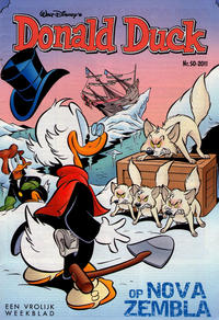 Cover Thumbnail for Donald Duck (Sanoma Uitgevers, 2002 series) #50/2011