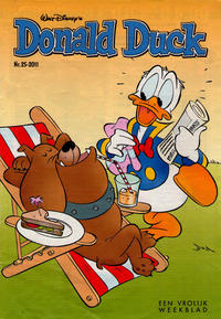 Cover Thumbnail for Donald Duck (Sanoma Uitgevers, 2002 series) #25/2011