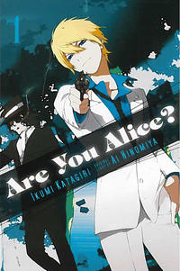 Cover Thumbnail for Are You Alice? (Yen Press, 2013 series) #1
