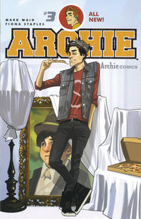 Cover Thumbnail for Archie (Archie, 2015 series) #3 [Cover A - Fiona Staples]