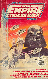 Cover Thumbnail for Stan Lee Presents the Marvel Comics Illustrated Version of the Empire Strikes Back (Marvel, 1980 series)