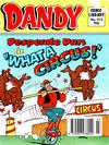 Cover for Dandy Comic Library (D.C. Thomson, 1983 series) #313
