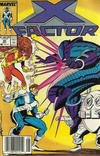 Cover for X-Factor (Marvel, 1986 series) #40 [Newsstand]