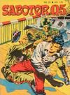 Cover for Sabotør Q5 (Interpresse, 1970 series) #23