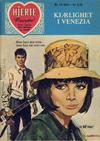 Cover for Hjerterevyen (Serieforlaget / Se-Bladene / Stabenfeldt, 1960 series) #14/1974