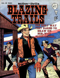 Cover Thumbnail for Blazing Trails (Alan Class, 1965 series) #2