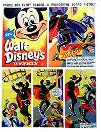 Cover Thumbnail for Walt Disney's Weekly (Disney/Holding, 1959 series) #v1#3