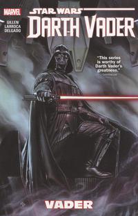 Cover Thumbnail for Star Wars Darth Vader (Marvel, 2015 series) #1 - Vader