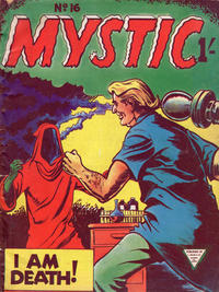 Cover Thumbnail for Mystic (L. Miller & Son, 1960 series) #16
