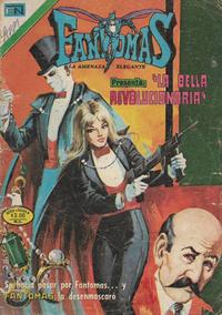 Cover Thumbnail for Fantomas (Editorial Novaro, 1969 series) #286