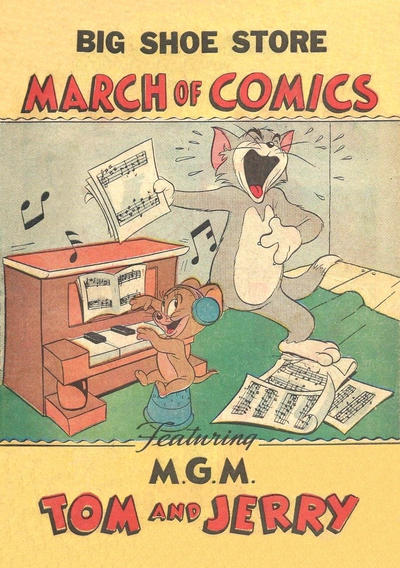Cover for March of Comics (Western, 1946 series) #21