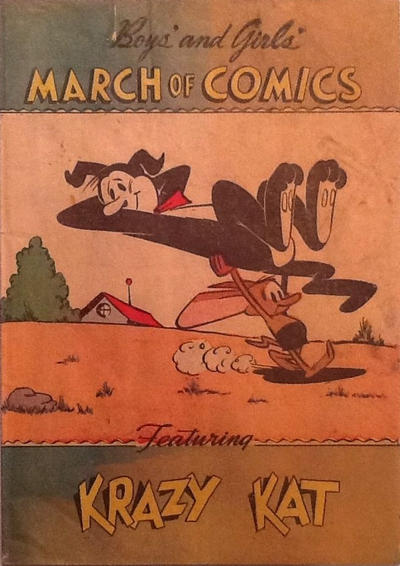 Cover for Boys' and Girls' March of Comics (Western, 1946 series) #72