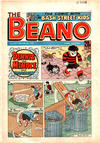 Cover for The Beano (D.C. Thomson, 1950 series) #2377