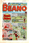 Cover for The Beano (D.C. Thomson, 1950 series) #2399
