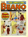 Cover for The Beano (D.C. Thomson, 1950 series) #2412