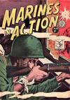Cover for Marines in Action (Horwitz, 1953 series) #16