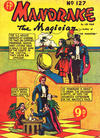 Cover for Mandrake the Magician (Feature Productions, 1950 ? series) #127