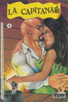 Cover for La Capitana (Editora Cinco, 1984 ? series) #6