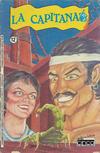 Cover for La Capitana (Editora Cinco, 1984 ? series) #12