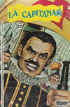 Cover for La Capitana (Editora Cinco, 1984 ? series) #23